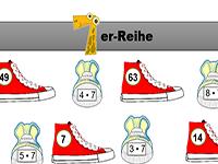 7er-Einmaleins üben auf einmaleins.de
