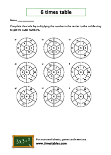 Free 6 times table worksheets at timestables 6 times table worksheets watch worksheet watch worksheet watch worksheet ibookread Download